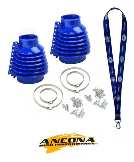 Coifa Cambio Silicone Empi Fusca Azul 00-9970-0