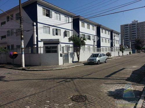 Apartamento Com 1 Dorm, Guilhermina, Praia Grande - R$ 180 Mil, Cod: 9434 - V9434