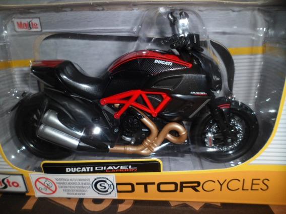 Maisto Moto Ducati Nueva