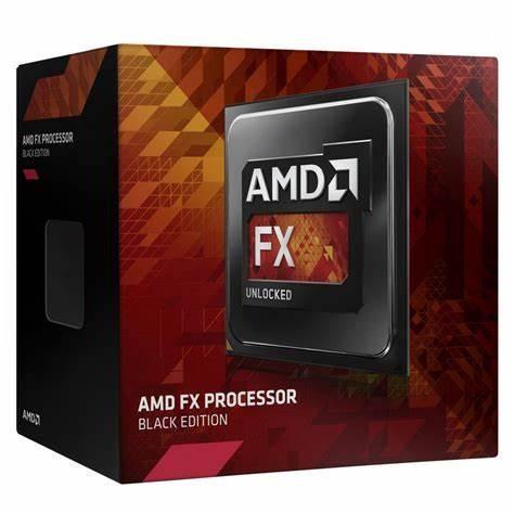 Amd Fx 8370 Black Edition (clock Base 4.0ghz)