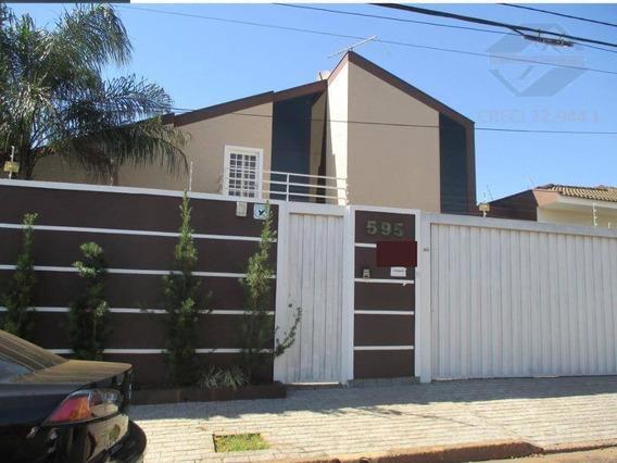 Casa Com 1 Dormitório À Venda, 454 M² Por R$ 546.706,05 - Parque Residencial Comendador Mancor Daud - São José Do Rio Preto/sp - Ca3685