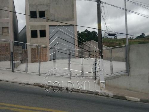 Imagem 1 de 6 de Ga0230 - Alugo Ou Vendo Este Galpão Em Santana De Parnaíba Com 965 Metros De Terreno, 510 Metros De Área Construída, 266 Metros De Área Fabril - Ga0230 - 33871753