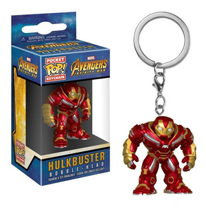 Llavero Funko Pop! | Hulkbuster Infinity War