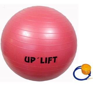Bola Up Lift Para Ginástica Pilates Com Bomba 55cm