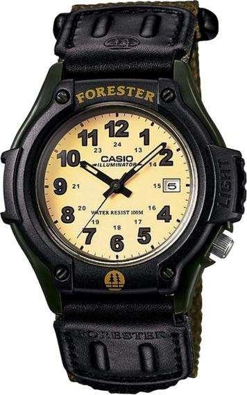 Casio Reloj Análogo Ft-500wc-3bvcf Forester