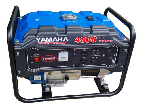 Imagen 1 de 2 de Planta De Luz Generador Portatil Yamaha Technology 4800 120v