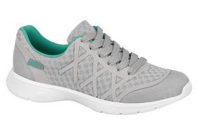 Tenis Sapato Esporte Tecido Leve Beira Rio - 420110315635