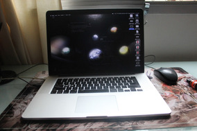 Macbook Pro Retina Pro Fall 2012 - 15 - Troco Notebook Gamer