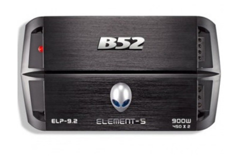 Imagen 1 de 7 de Potencia Element B52 Elp-9.2 900 Watts 2 Canales