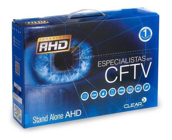 Stand Alone Dvr 4 Canais - Melhor Preço Clear 5x1