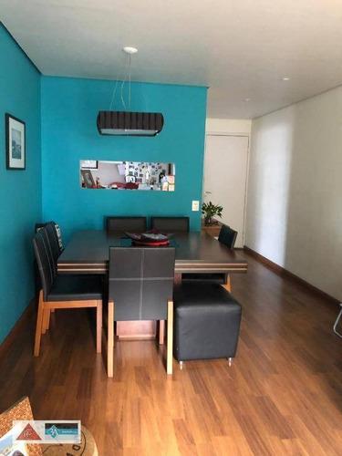Imagem 1 de 13 de Apartamento Com 3 Dormitórios À Venda, 63 M² Por R$ 550.000 - Vila Prudente - São Paulo/sp - Ap5660