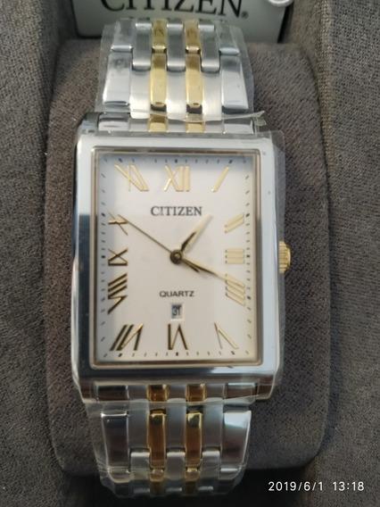 Relogio Citizen Quatz Dial Novo