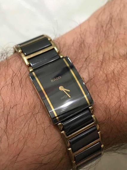 Relógio Feminino Rado Diastar Cerâmica - Barato