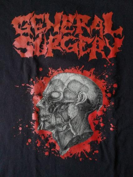 General Surgery Playera Death Metal Carcass