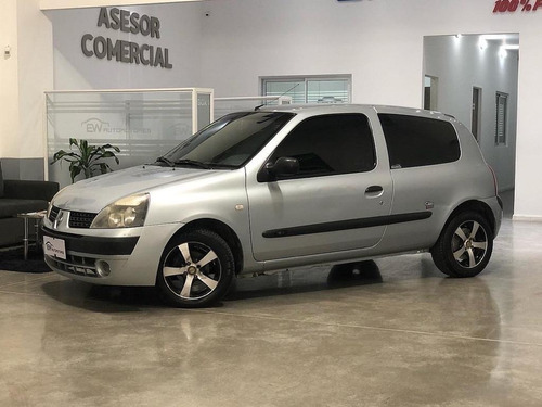 Renault Clio Authentique 1.2 2005 Financio Hasta El 100%