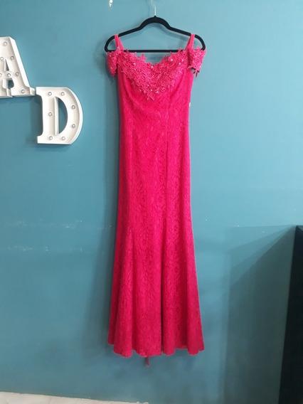 Vestido Color Fiusha Vestidos En Mercado Libre México