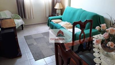 Apartamento Com 2 Dormitórios À Venda, 60 M² Por R$ 320.000 - Jardim Apolo - São José Dos Campos/sp - Ap2354
