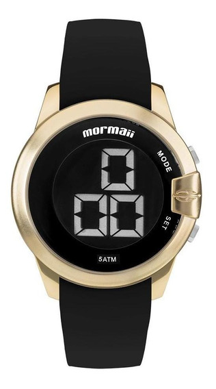 Relógio Mormaii Feminino Interestelar Dourado Mobjt007/8d