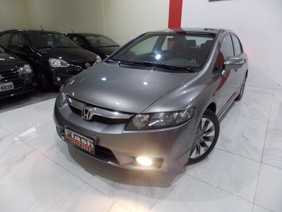 Honda Civic Lxl 1.8 Completo + Couro Manual (baixo Km)
