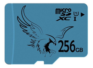 Braveeagle 256gb Micro Sd Card Class 10 U1 Full Hd Up To 80m