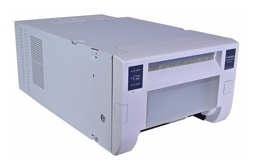 Impressora Mitsubishi Cp-d70dw Foto Cabine Fuji Kodak Dnp