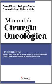 Manual De Cirurgia Oncologica Carlos Eduardo Rod