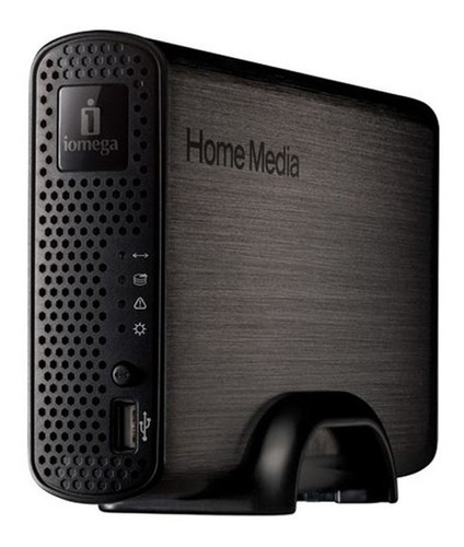 Hd 2tb - Iomega Home Media Network Drive - Novíssimo - Zero