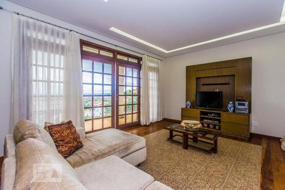 Casa Mobiliada Com 5 Dormitórios E 8 Garagens - Id: 892995062 - 295062