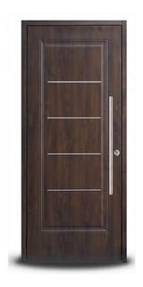 Puerta Oblak Eterna Premium 1109 Wengue 90x200 Izquierda