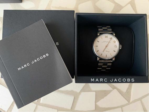Marc Jacobs Reloj 100% Original En Caja Envio Gratis Dhl