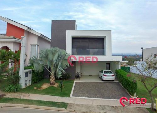 Casa À Venda, 330 M² Por R$ 1.600.000,00 - Condomínio Chácara Ondina - Sorocaba/sp - Ca0190