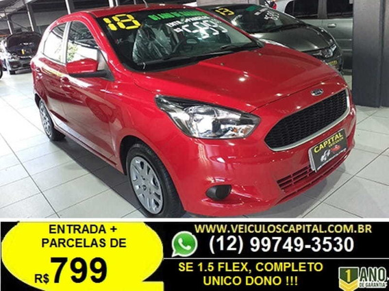 Ford Ka 1.5 Se 16v Flex 4p Manual 2018