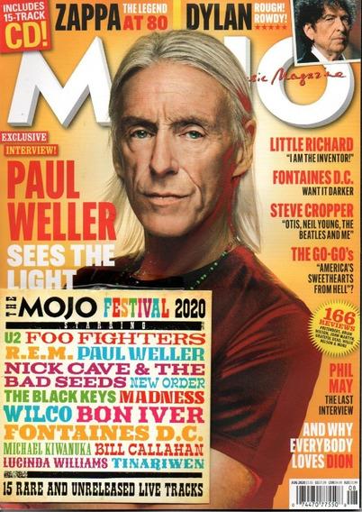 Mojo Revista Rock-para Os Amantes Do Rock Music