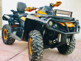 Can-am Outlander Xt-p 800 2015