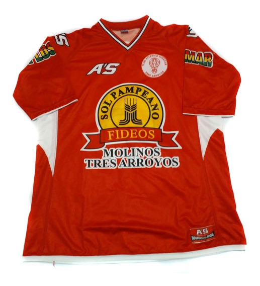Camiseta De Huracan Tres Arroyos As Utileria