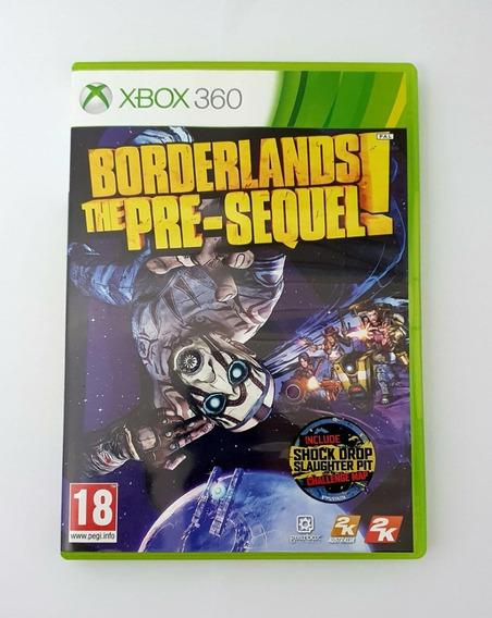 Borderlands The Pre-sequel (mídia Física) - Xbox 360