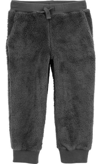 Pantalones Carters Invierno Niño Niña 2t 3t 4t 5t De Peluche