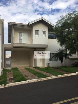 Sobrado Com 3 Dormitórios À Venda, 204 M² Por R$ 890.000 - Santa Claudina - Vinhedo/sp - So0497