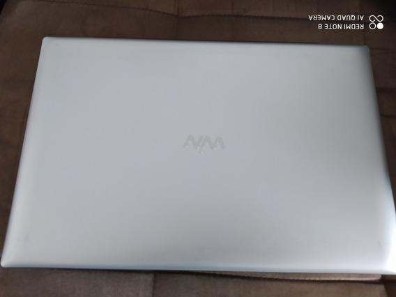 Notebook Cce Ultra Thin I3 Prata Hd 320 4 Gb Ram