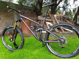 Trek Slash 9.9 Tope Gama