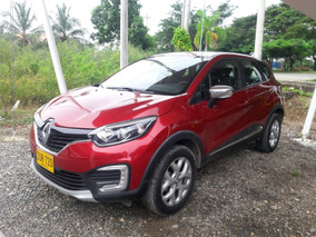 Renault Captur Zen 2.0lt 2017 Mecánica