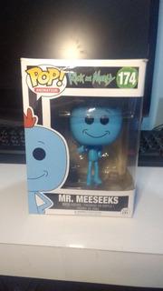 Funko Pop Mr Meeseeks (original)