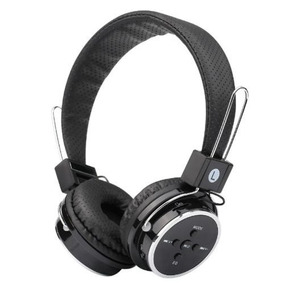 Headphones Mp3 Player Pouco Usado + Cartão De Mémoria 8gb