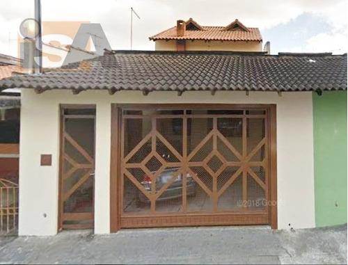 Casa Residencial Em Conjunto Residencial Irai - Suzano, Sp - 3641