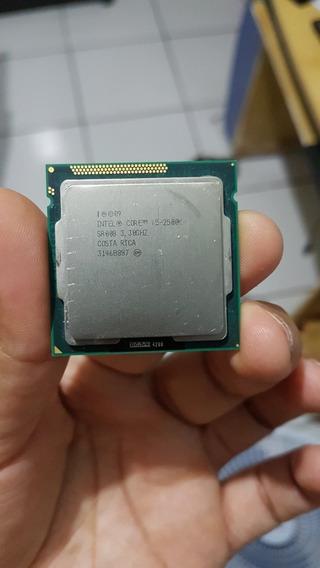Processador Intel® Core I5 2500k Lga 1155 Turbo Boost 3.7