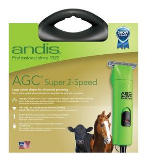 Máquina Andis Agc2 Profesional Perros Caballos Vacas Ovejas