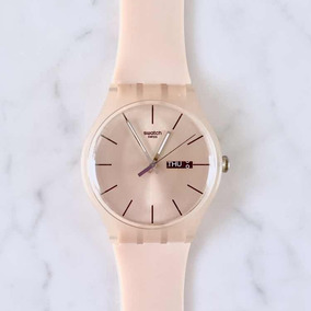 Relógio Swatch Rose Nude *original* Pronta Entrega