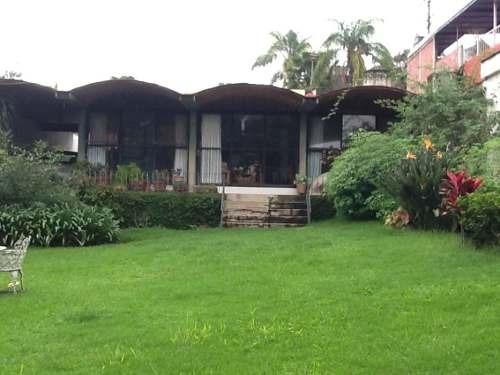Casa Sola En La Pradera / Cuernavaca - Grb-469-cs