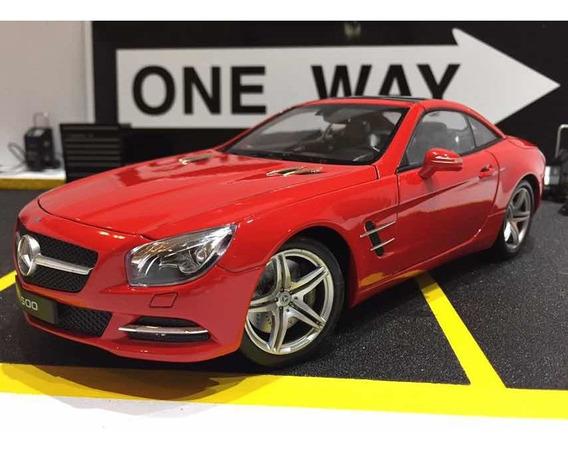 Mercedes Benz Sl500 2012 1/18 Welly