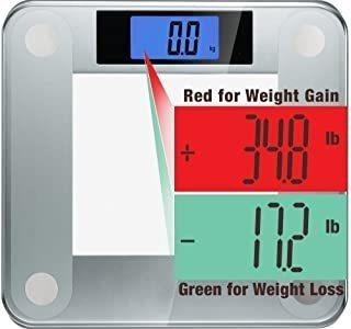 Ozeri Precision Ii Digital Bathroom Scale (440 Lbs Capacity)